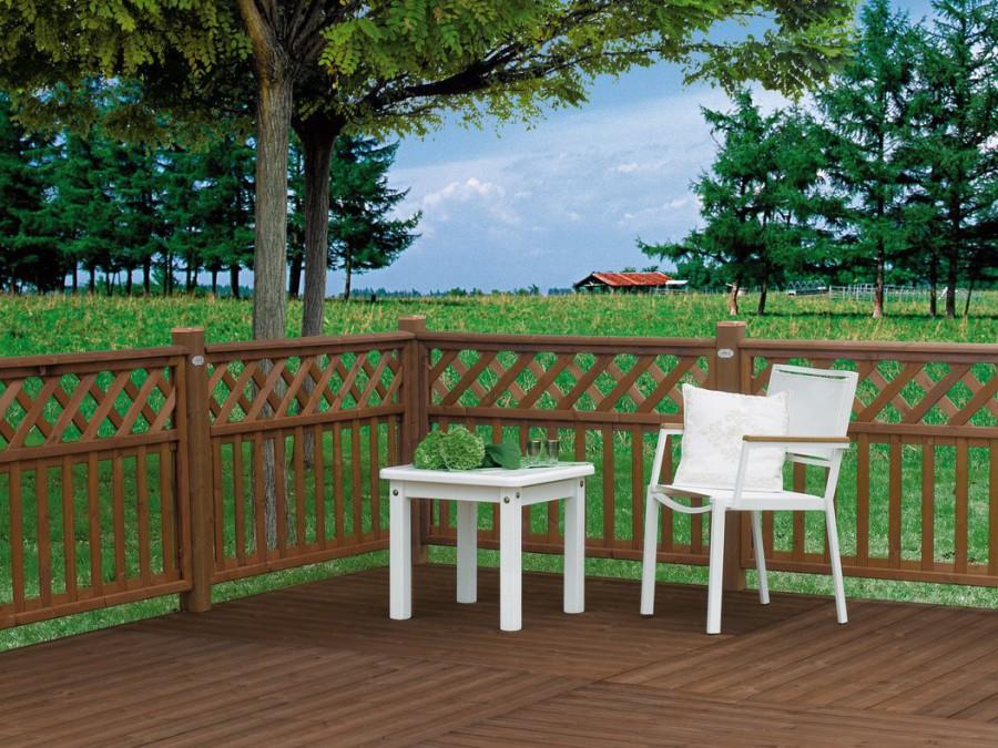 Pergotenda grigliati in legno mobili da giardino gazebo recinzioni - Recinzioni mobili per giardino ...